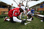 NFL players plant new healthy roots in children's lives 130124-M-NP085-001.jpg