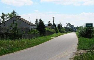 Niwa, Masovian Voivodeship Village in Masovian Voivodeship, Poland