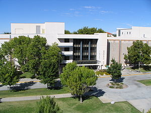 Branson Library, New Mexico State University
