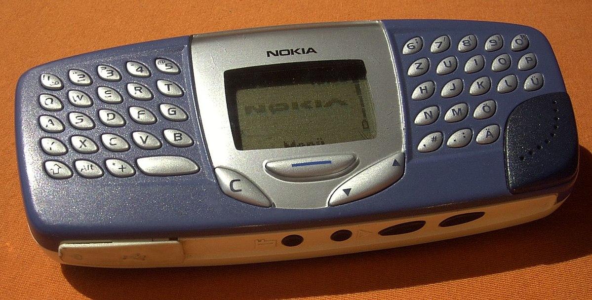 Nokia 5510 Wikipedia