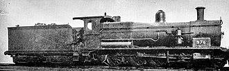 New South Wales D53 class locomotive - Class D53 Locomotive