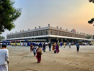 NTR Bus Station Bepartye Block.jpg