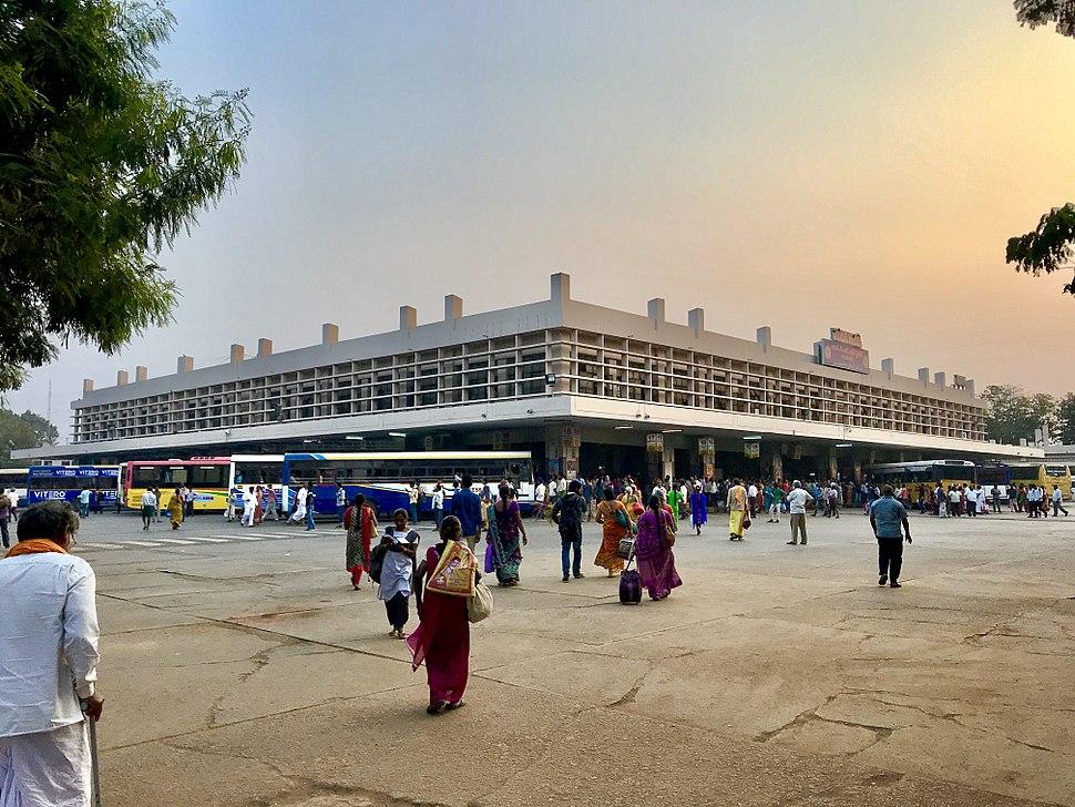 NTR Bus Station Bepartye Block