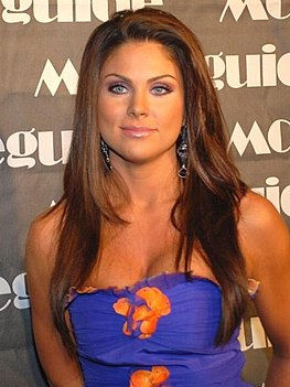 Nadia Bjorlin American actress, singer, and model