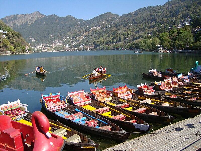Tour Itinerary Of Nainital