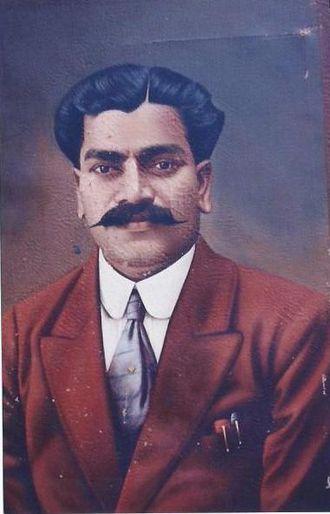East Godavari district - Nandikolla Gopala Rao (Painter)
