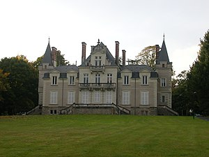 University of Nantes - Image: Nantes Université château Tertre