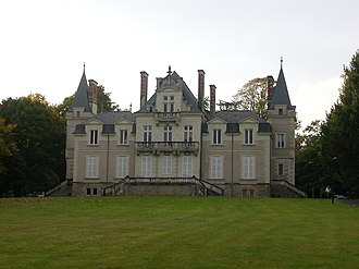 University of Nantes - Château Tertre, University of Nantes