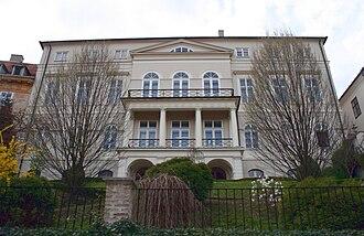National Home palace, Zagreb - National Home palace from Radićeva street