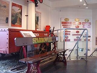 Narrow Gauge Railway Museum Railway museum in Gwynedd, Wales