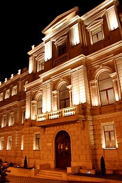 National Art Museum of Azerbaijan, Baku, 2010 (2).jpg