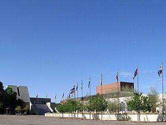 Barelas - National Hispanic Cultural Center