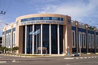 Or Yehuda - National Roads Company of Israel, Or Yehuda