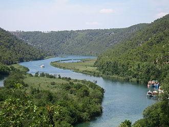Krka National Park - National Park Krka.