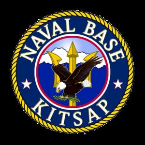 Naval Base Kitsap - Image: Naval Base Kitsap logo