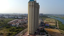 List Of Tallest Buildings In Chennai Wikipedia