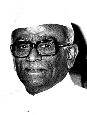 Speaker of the Lok Sabha - Image: Neelam Sanjeeva Reddy (cropped)