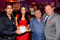 Neha Dhupia at the launch of Costa's 100 store 02.jpg