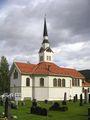 Nes kirke, Nes i Ådal.jpg