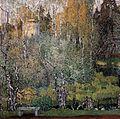 Neskuchny Garden by A. Golovin (1910s).jpg