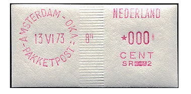 Netherlands stamp type PP2.jpg