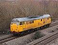 Network Rail's 31 465 heads light engine from Shrewsbury to Bristol Kingsland RD as 6T84.jpg