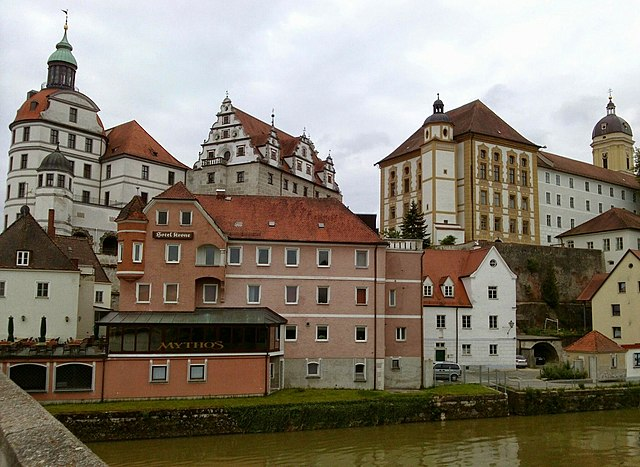 Hure aus Neuburg an der Donau