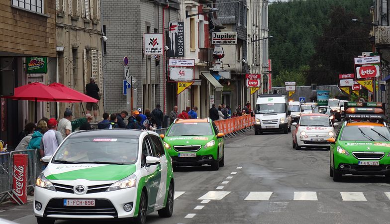 Neufchâteau - Tour de Wallonie, étape 3, 28 juillet 2014, arrivée (C15).JPG