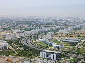 Image illustrative de l'article Achgabat