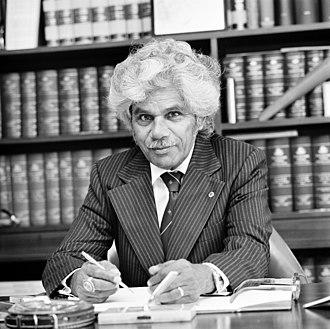 Neville Bonner - Bonner in 1979