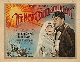 <i>The New Commandment</i> (film) 1925 film