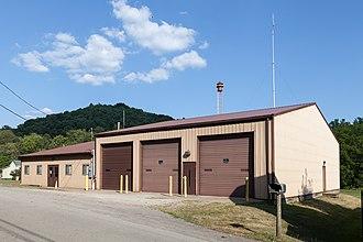 Freeport Township, Greene County, Pennsylvania - New Freeport Volunteer Fire Company
