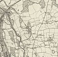 New Inn, Monmouthshire from Ordnance Survey Map 1886.jpg