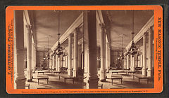 New Masonic Temple, Philadelphia. Banqueting room, by Gutekunst, Frederick, 1831-1917 2.jpg