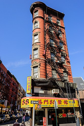 Division Street (Manhattan) - Division Street