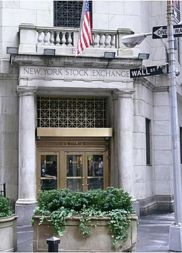 New York Stock Exchange (NYSE) in Wall Street.jpg
