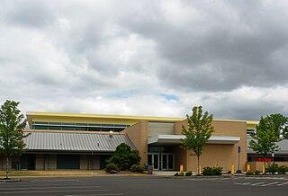 Newberg High School Public school in Newberg, Yamhill County, Oregon