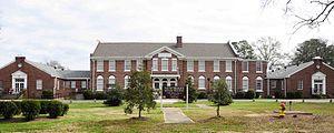 Newberry County Memorial Hospital - Newberry County Memorial County Hospital, March 2012