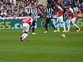 Newcastle United vs Arsenal, 29 August 2015 (20).JPG
