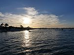 Newport Beach Sunset by D Ramey Logan.jpg