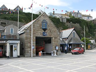 Newquay - Newquay Lifeboat Station