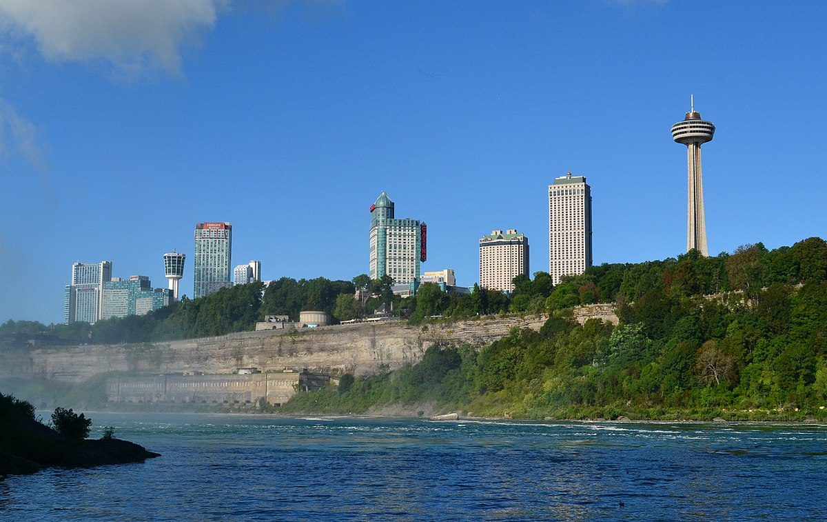 List Of Tallest Buildings In Niagara Falls Ontario