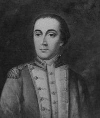 Fort Vieux Logis - Captain Nicholas Cox, commander (1753-54)