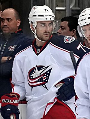 Nick Foligno - Foligno in November 2013.