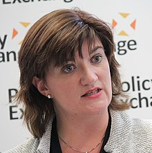 Nicky Morgan en novembre 2015.