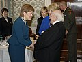 Nicola Sturgeon meets with Michael Higgins, President of Ireland.jpg
