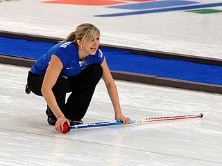 Nicole Joraanstad American curler
