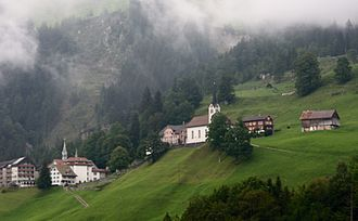 Dallenwil - Image: Niederrickenbach 2011 07