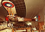 Nieuport 28 at San Diego Air Museum.jpg