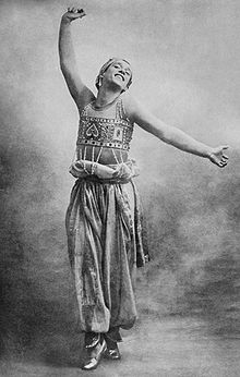 Image result for Nijinsky